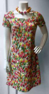 tulp jurk